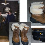 Authentic UGG Adirondack Boot II In Chestnut