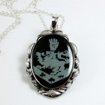 Cullen Family Crest pendant necklace Alice Rosalie 925