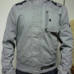 Edward Cullen Jacket Gray Twilight costume w wristcuff