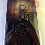 NEW MOON Twilight =KEY RING BAG CLIP= Cullen Crest NEW