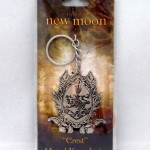 NEW MOON Twilight =Keychain Key Ring= Cullen Crest NEW