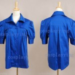 Replica Twilight New Moon Alice Blue Smock Coat Costume