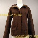 Replica Twilight New Moon Bella Brown Jacket Costume