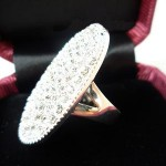 Twilight Eclipse Bella's Swan ENGAGEMENT RING Cullen