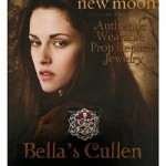 Twilight New Moon BELLA swan CULLEN RING props