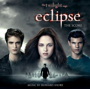 Трэклист к диску The Twilight Saga Eclipse: The Score