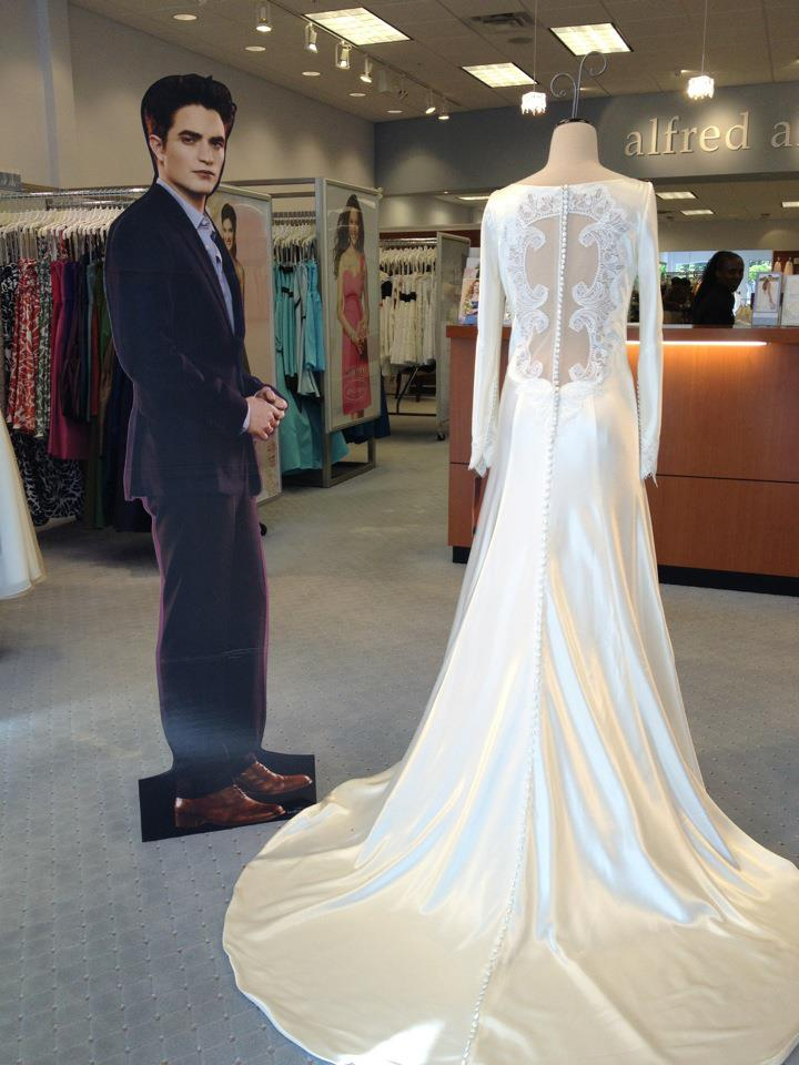 Twilight wedding dress