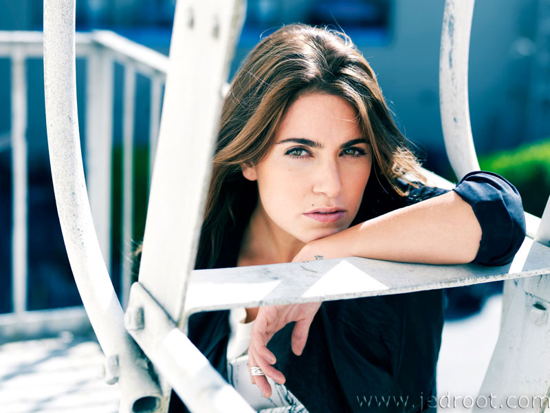 Nikki Reed Photoshoot 2012